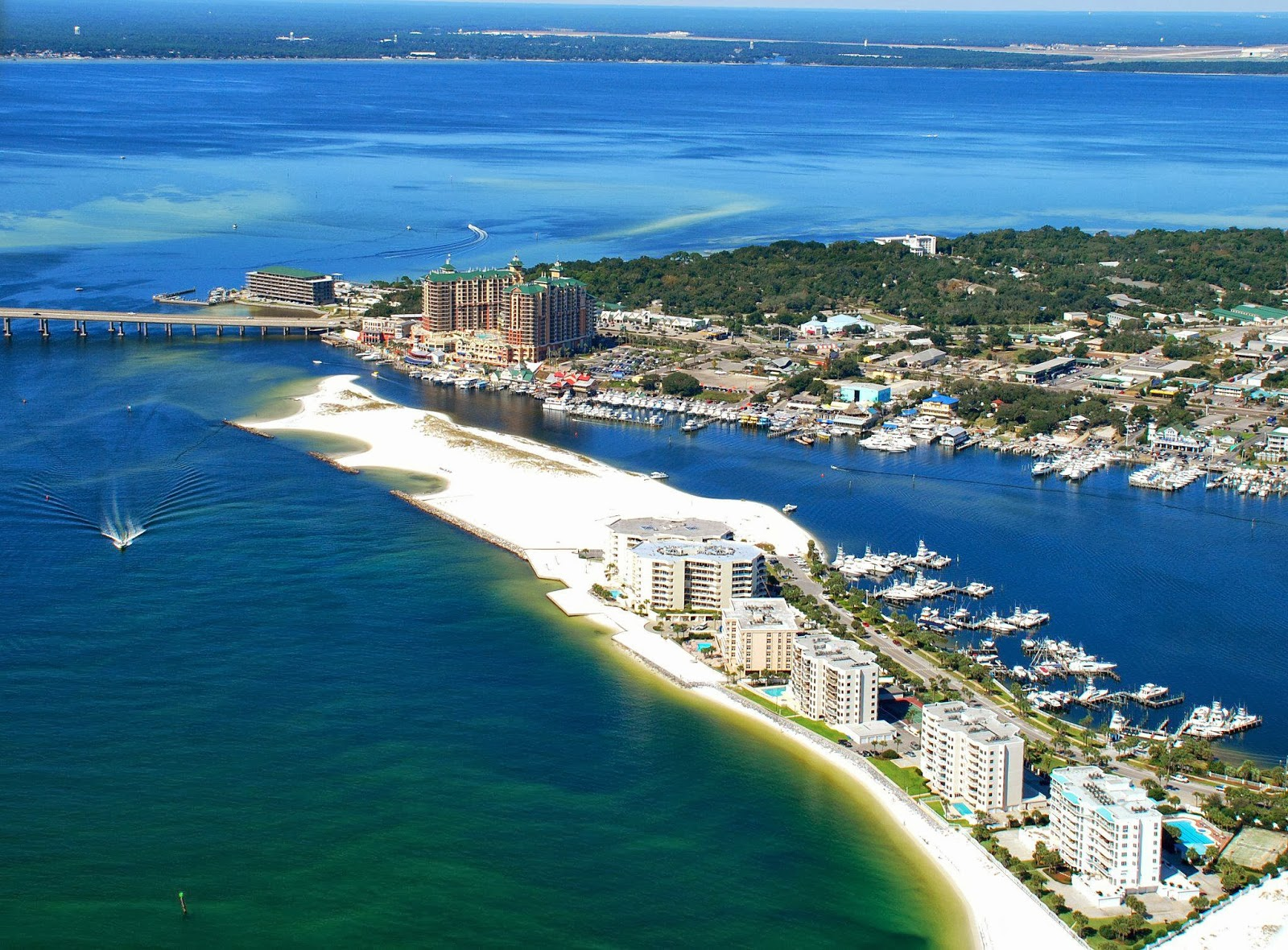 Vacation frank holiday surf and racquet club destin fl for Surf fishing destin fl