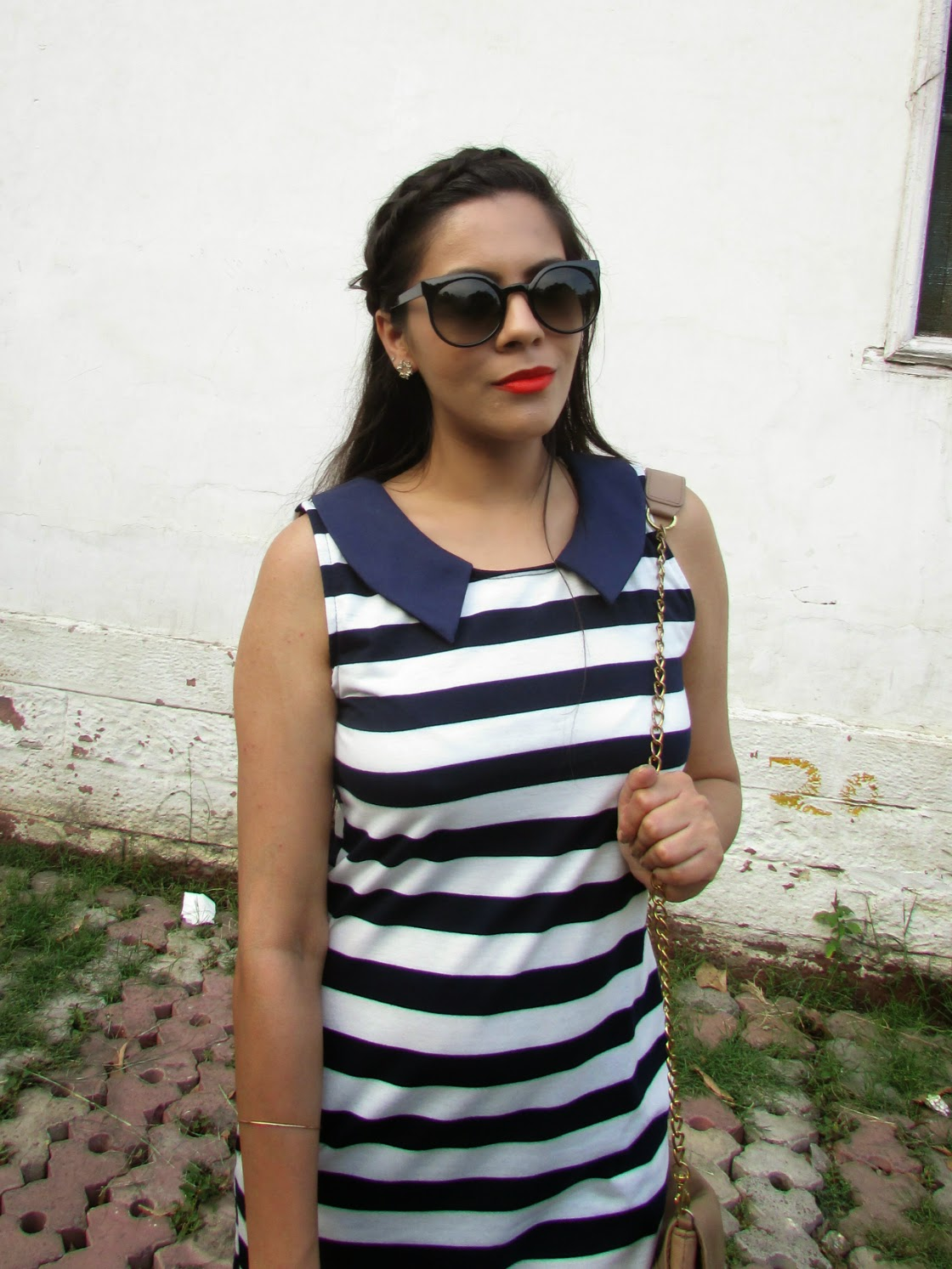 strip dress, cheap strip dress, how to style strip dress, strip dress for summers, blue white strip sleeveless dress, peter pan collar strip dress, fashion, indian fashion blog, cheap dresses online, summer trends 2015, spring dress 2015, beauty , fashion,beauty and fashion,beauty blog, fashion blog , indian beauty blog,indian fashion blog, beauty and fashion blog, indian beauty and fashion blog, indian bloggers, indian beauty bloggers, indian fashion bloggers,indian bloggers online, top 10 indian bloggers, top indian bloggers,top 10 fashion bloggers, indian bloggers on blogspot,home remedies, how to