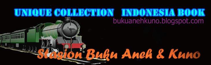 STASION BUKU ANEH-KUNO