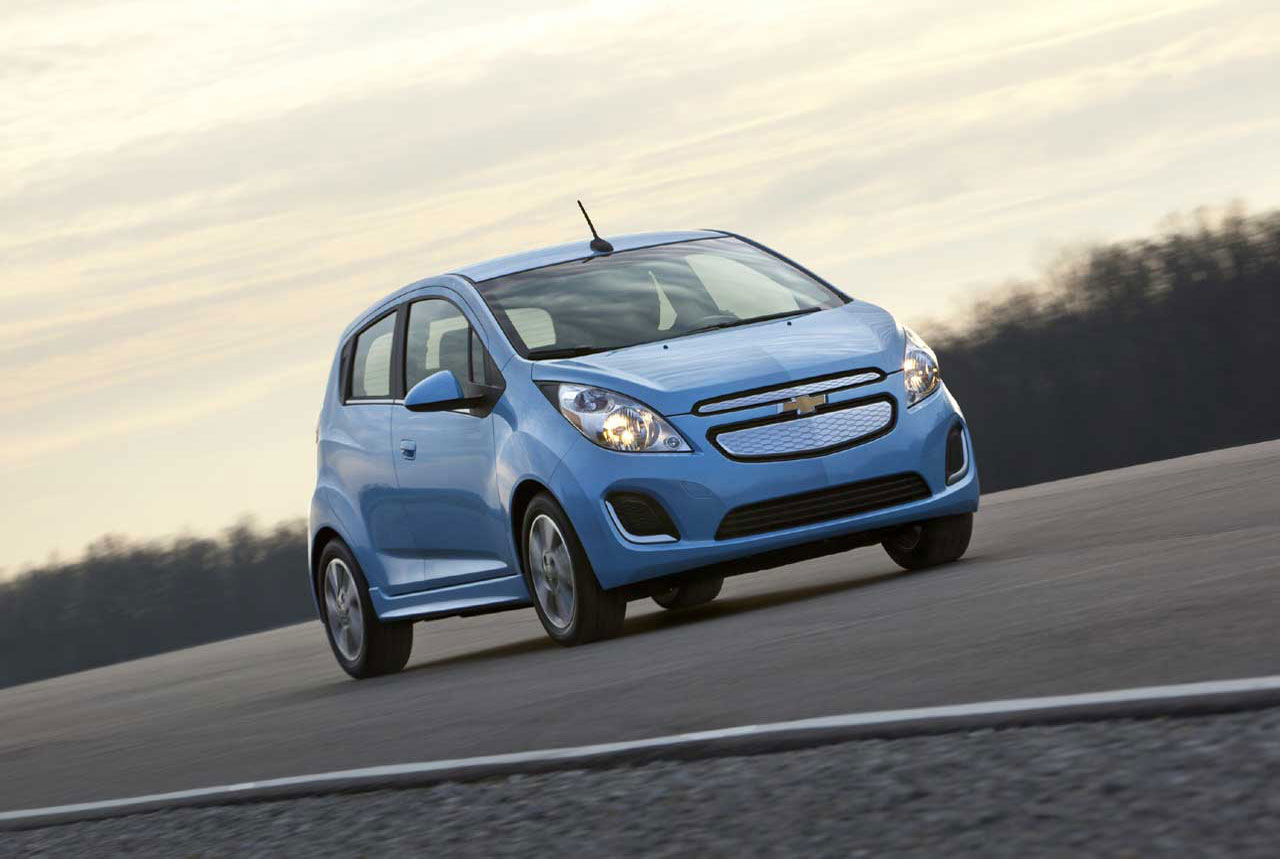 Cars model 2013 2014 2015 chevrolet spark ev limited to fleets in canada