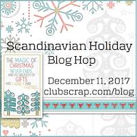 Scandinavian Holiday Blog Hop