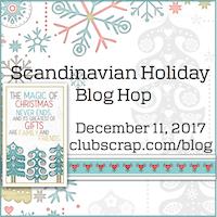 Scandinavian Holiday Blog Hop