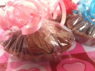 Easter Basket Chocolate Truffle Chocolate Basket