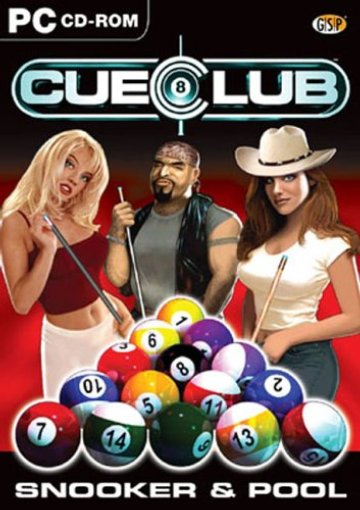 (PC Games)    Cue Club Pool Game   Full Version