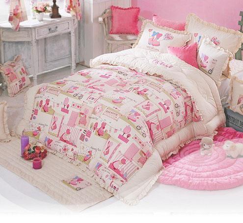 Creazioni con stoffa biancheria da letto ragazza - Biancheria da letto bologna ...