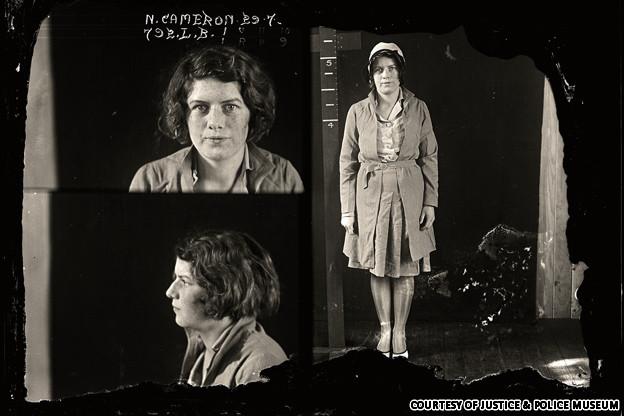 razor gangs sydney 1920s women - photo#16