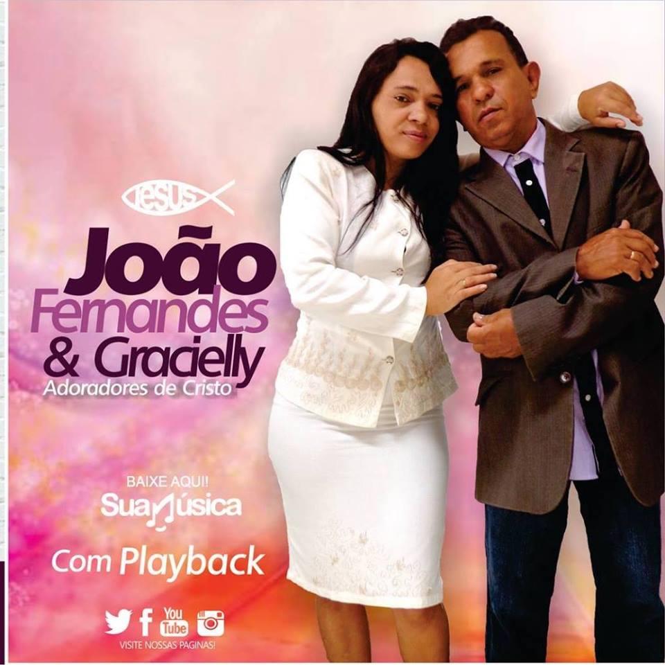 João Fernandes e Gracielly - Adoradores de Cristo