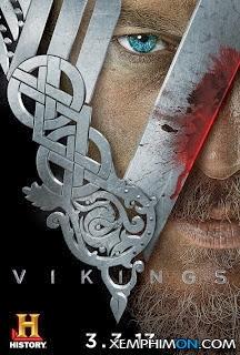 Huyền Thoại Vikings 1 Kênh trên TV Full Tập