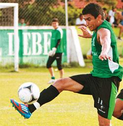 Oriente Petrolero - Alcides Peña Jimenez - DaleOoo.com web Club Oriente Petrolero