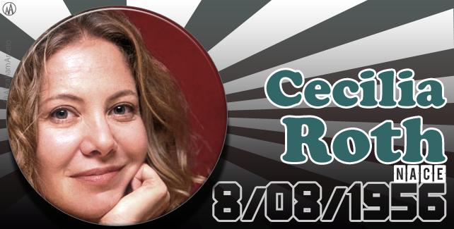 #TaldíacomHoy nace Cecilia Roth