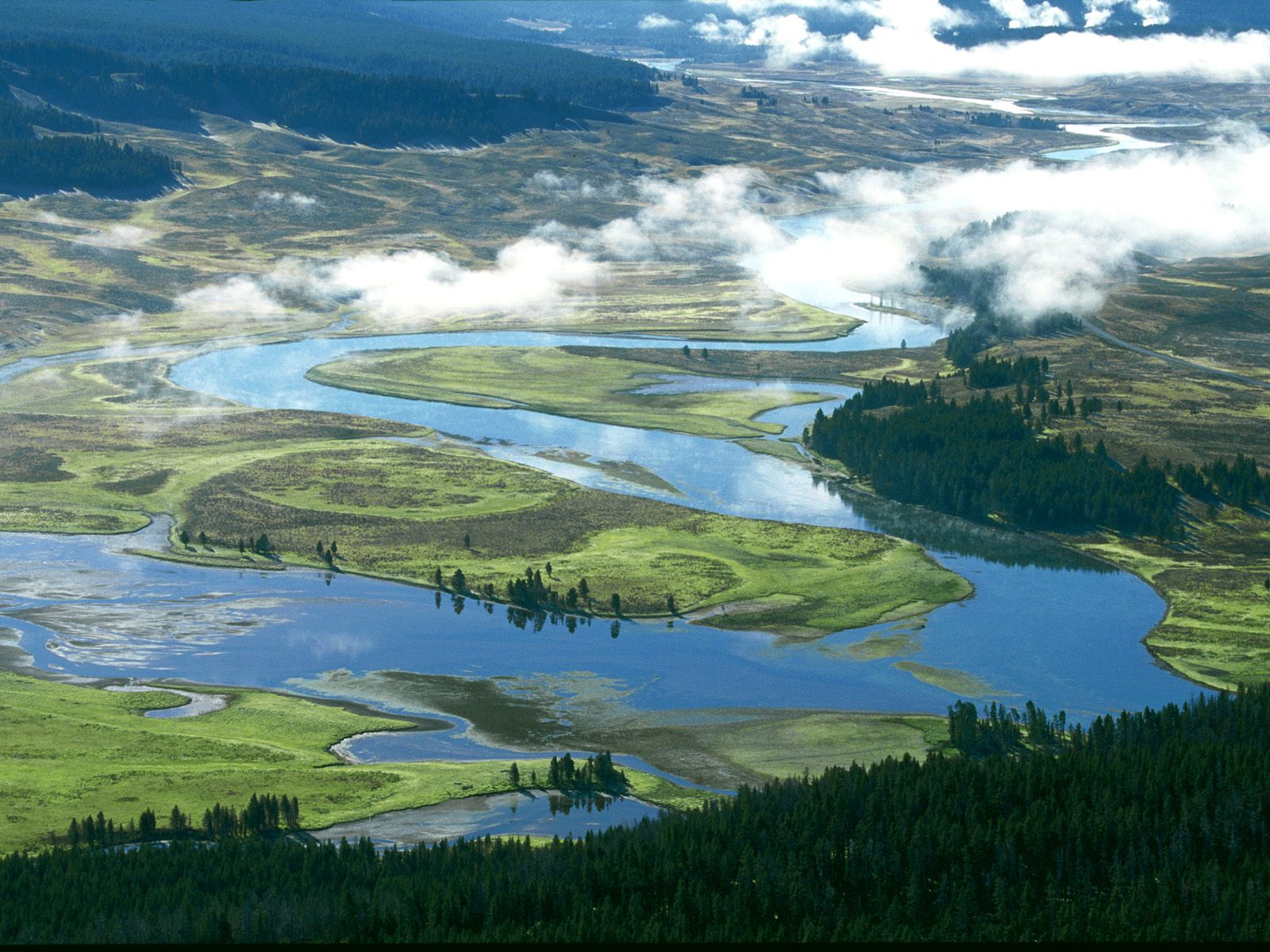 Redefining The Face Of Beauty  Natural Wonders Of US - Us national parks yellowstone