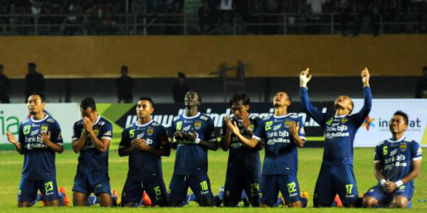 AFC Akan Selidiki Laga Persib vs Malaysia All-Stars