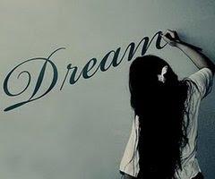 - nunca dejes de creer en tus sueños.