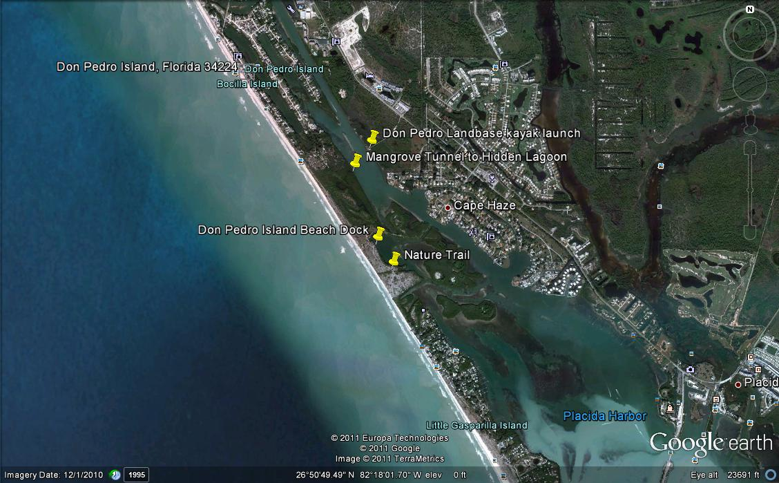 Field Notes And Photos Don Pedro Island State Park Sierra Club Paddle Amp Nature Walk