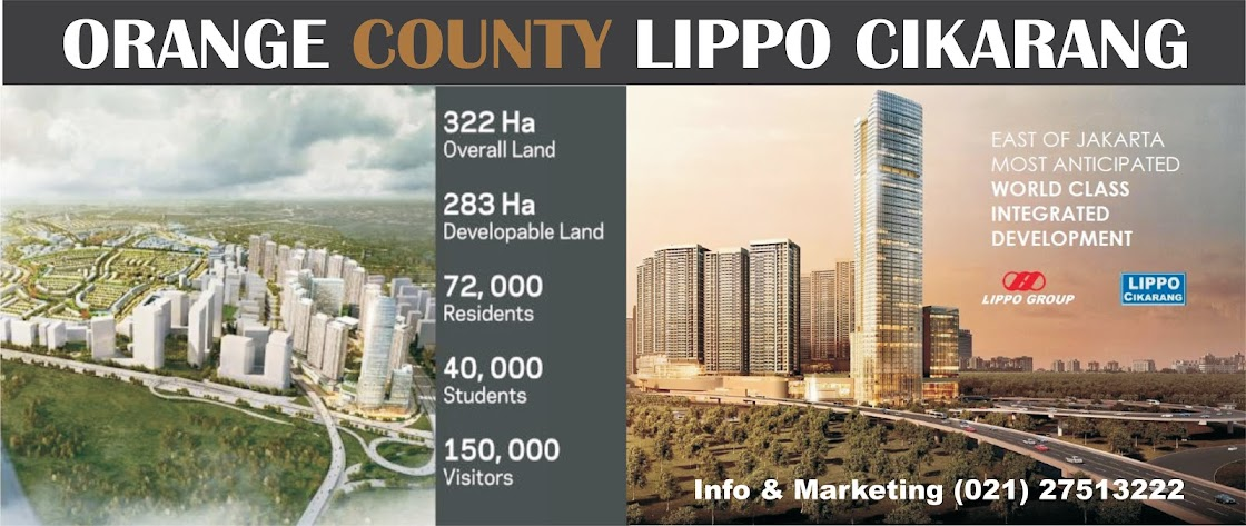 ORANGE COUNTY LIPPO CIKARANG