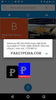 Cek Pulsa Indosat Ooredoo Mentari dan IM3