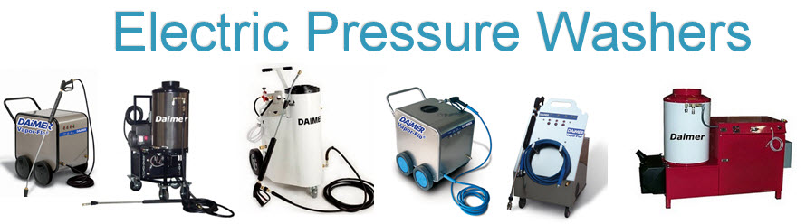 Electric Pressure Washers - Best Guide of Electric Power Washers