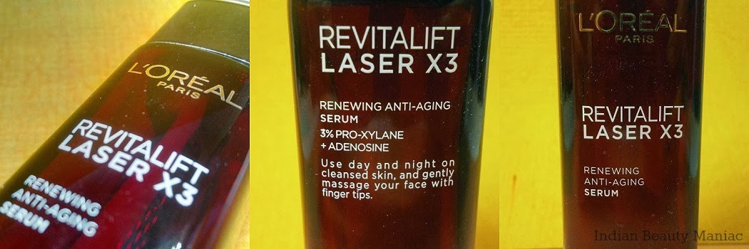L'Oreal Paris Revitalift Laser X3 Renewing Anti-Ageing Serum images