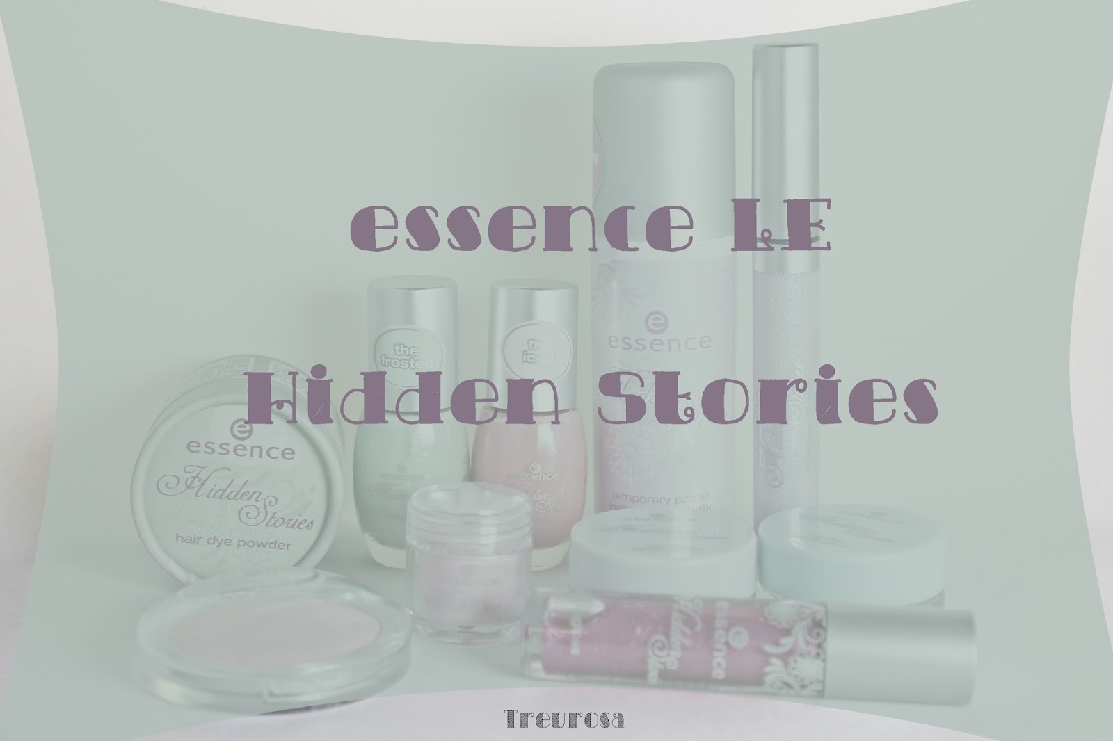 Essence Limited Edition - Hidden Stories