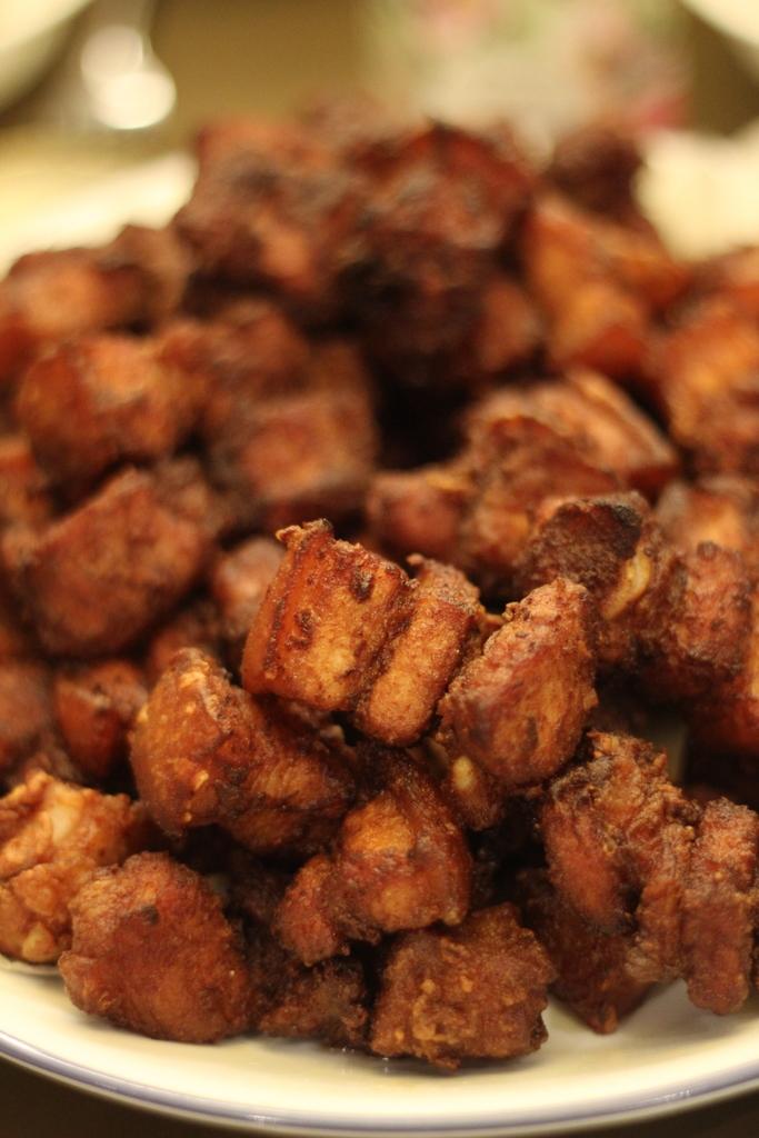 Auntie rubys hakka deep fried pork the food canon auntie rubys hakka deep fried pork forumfinder Images