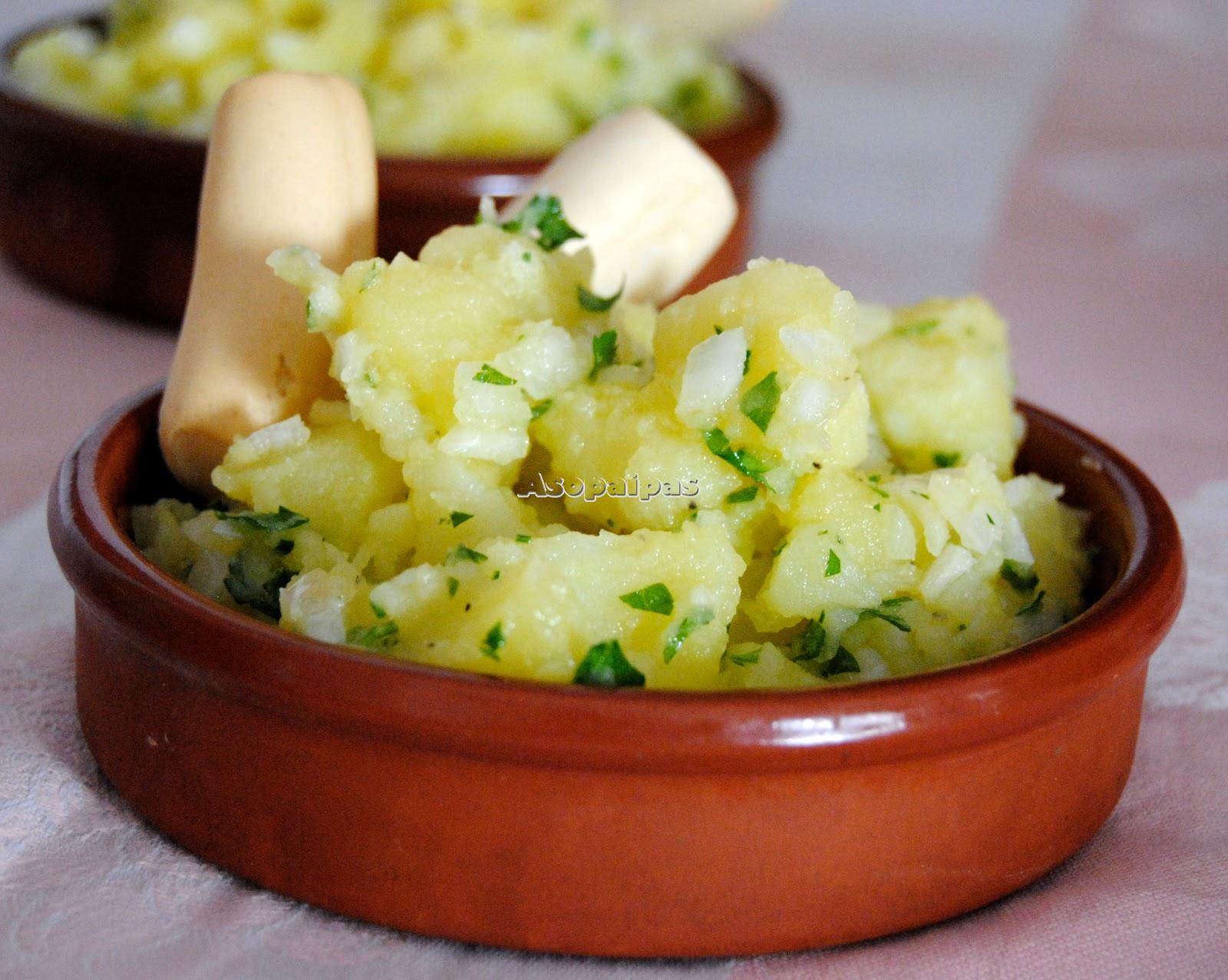 Ensalada de papas receta asopaipas recetas de cocina for Recetas cocina casera