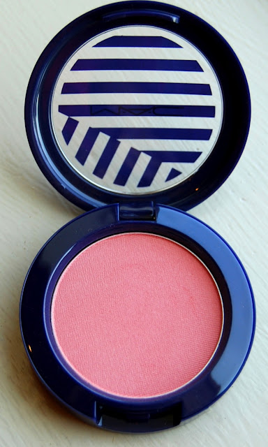 MAC Hey, Sailor! Powder Blush in Fleet Fast