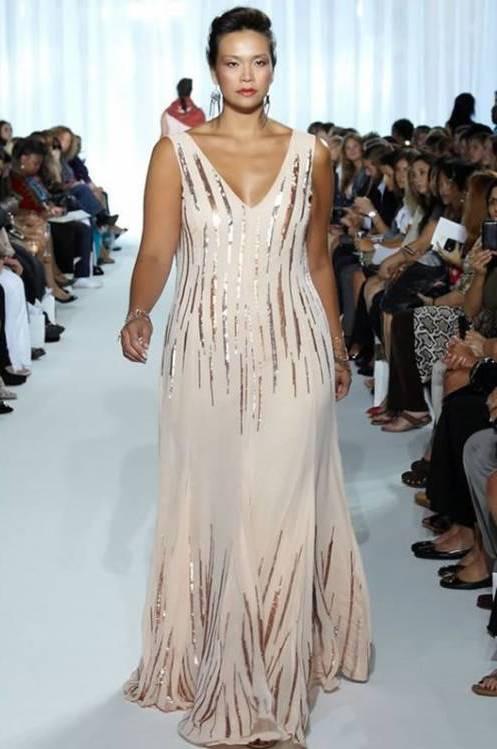 vestidos para gordinhas 2012
