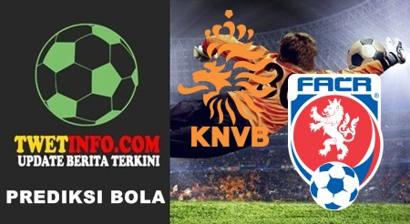 Prediksi Netherlands vs Czech Republic