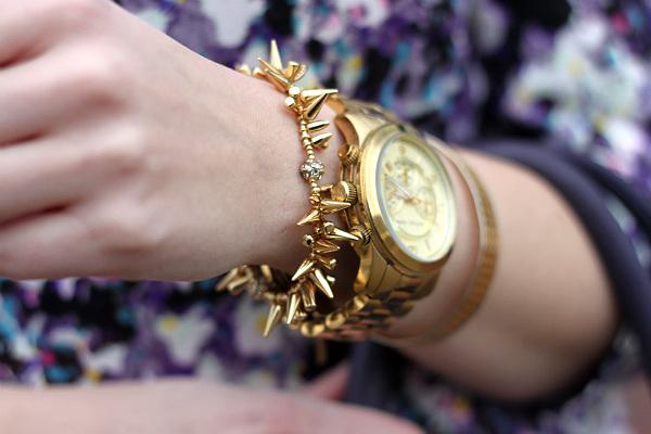 Stella & Dot Renegade Bracelet
