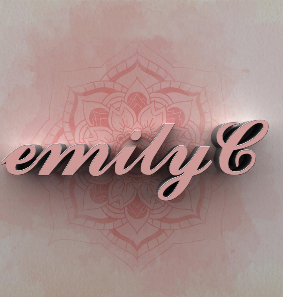 EmilyC Blogger ♥
