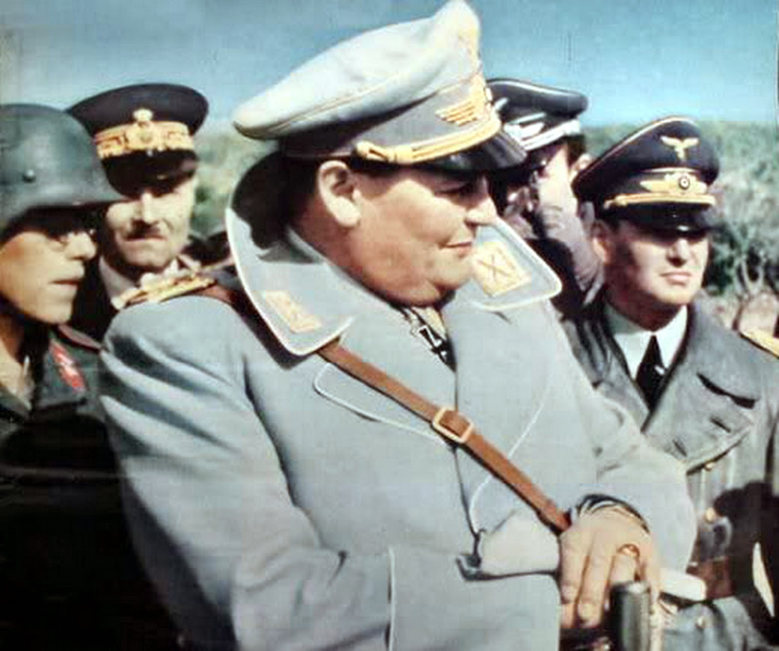 Hermann Goering Ww2 World War II in Color:...