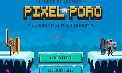 Pixel Poro