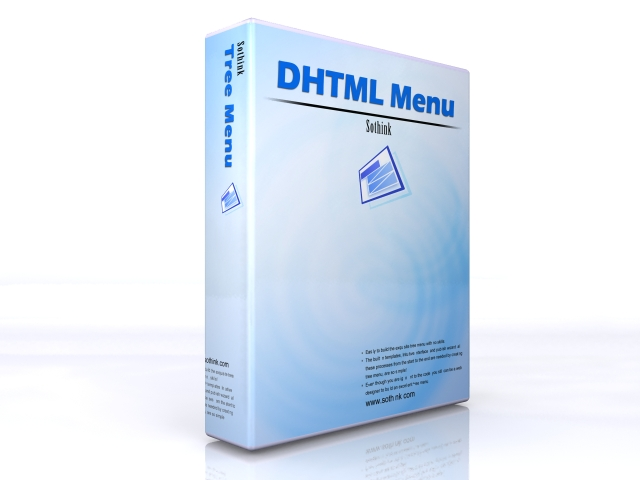 Sothink DHTML Menu 9.80 Build 945 It is an easy and productive drop down me