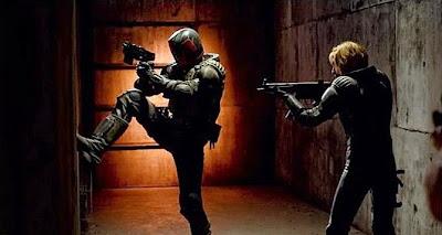 Judge Dredd Movie remake
