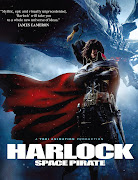 Pirata Espacial Capitan Harlock