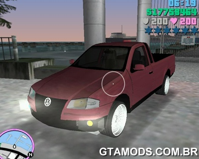 Vw Saveiro G4 Edit Vice City