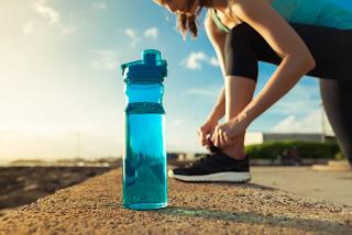 Hidratação antes, durante e depois do Treinamento