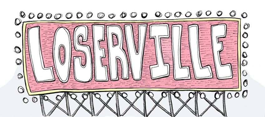 Loserville Comics