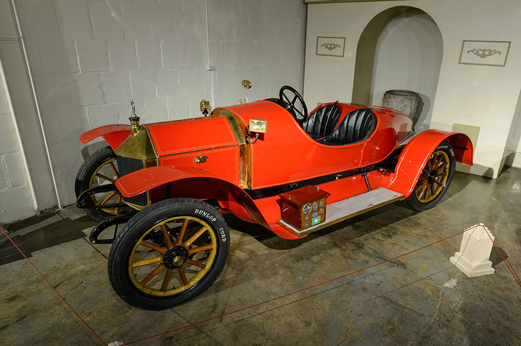 1911 Metallurgique Speedster