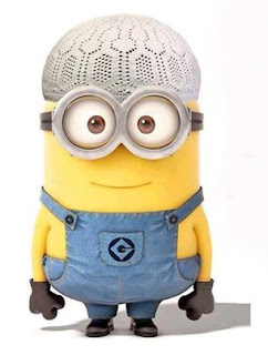 Minions Character ted