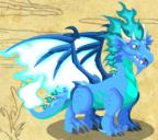 Cara Mendapatkan dan Kelemahan Cool Fire Dragon -Cool Fire Dragon