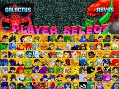 Superheroes 2000 Mugen v3.3