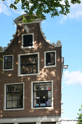 Amsterdam - maison