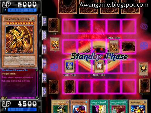 Yu Gi Oh  Marik The darkness Portable