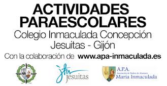 Colegio Inmaculada Concepción - Actividades Paraescolares