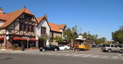 Solvang,California,  © B. Radisavljevic