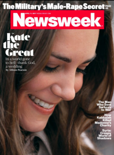 newsweek magazine cover. If the goal of Newsweek#39;s