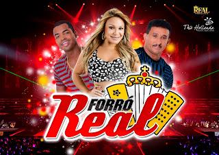 FORRÓ REAL REPERTÓRIO NOVO CD DE PAREDÃO 2014
