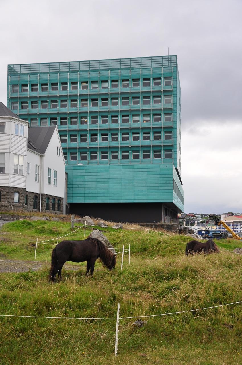 Tone og ole på færøerne 2011