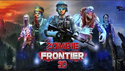 Zombie Frontier 3 Mod v1.23 Apk Unlimited Money+Gold+Coins Terbaru 2016